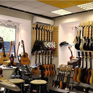 Музыкальные магазины Люберц