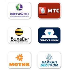 Операторы сотовой связи Люберц