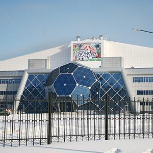 Спортивные комплексы Люберц